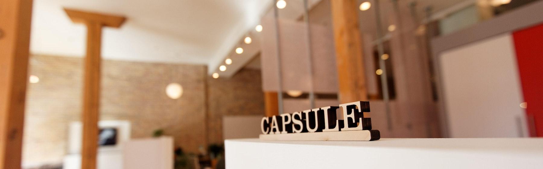 Capsule Enter
