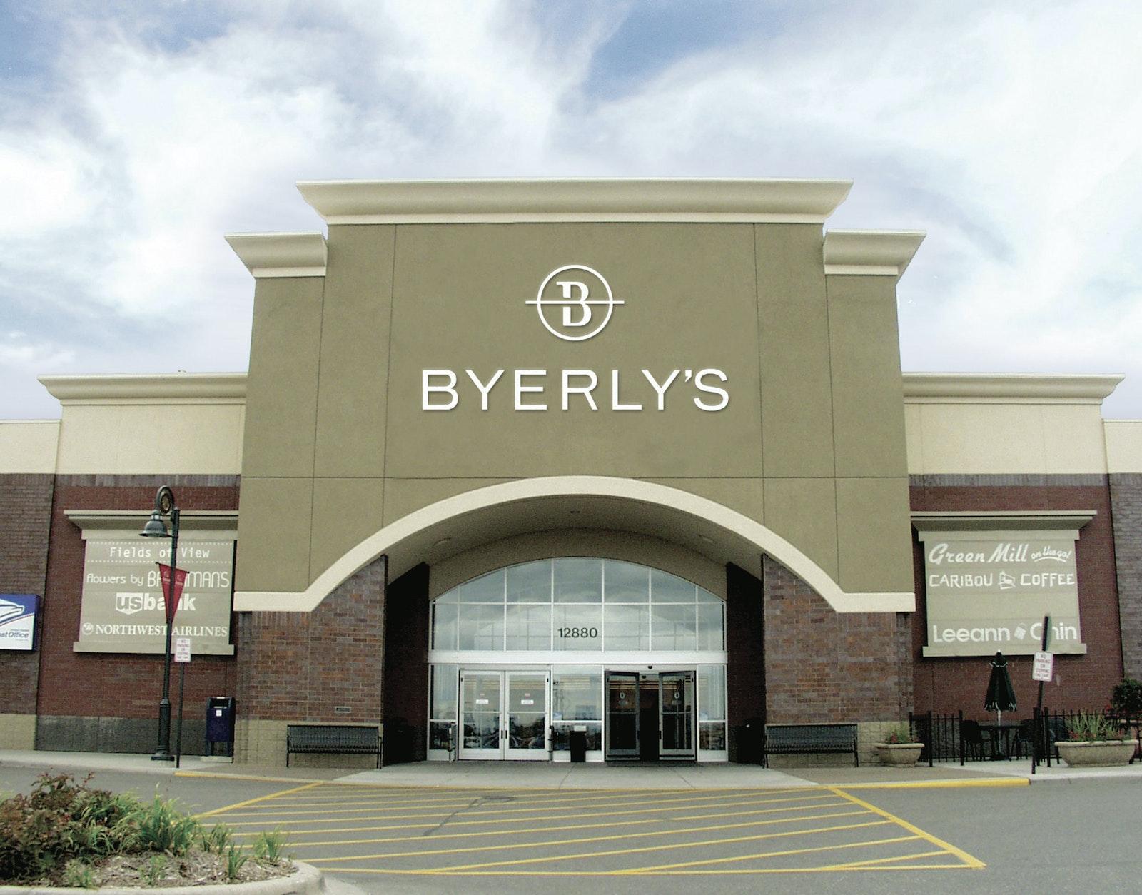 Byerlys Signage C