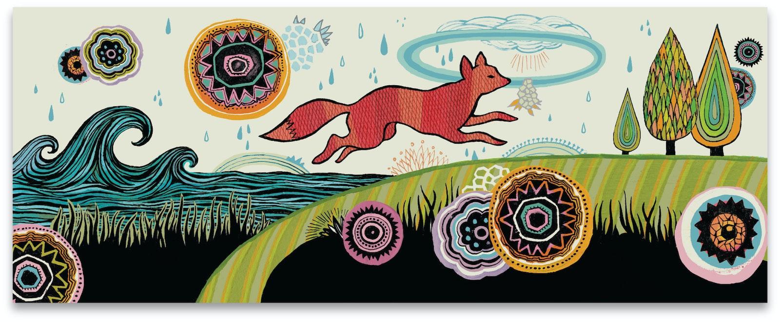 Fox River Illustration A