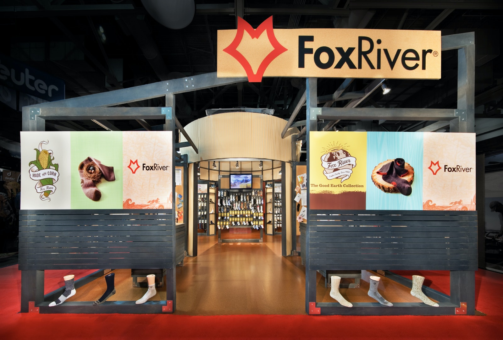 Fox River Display B