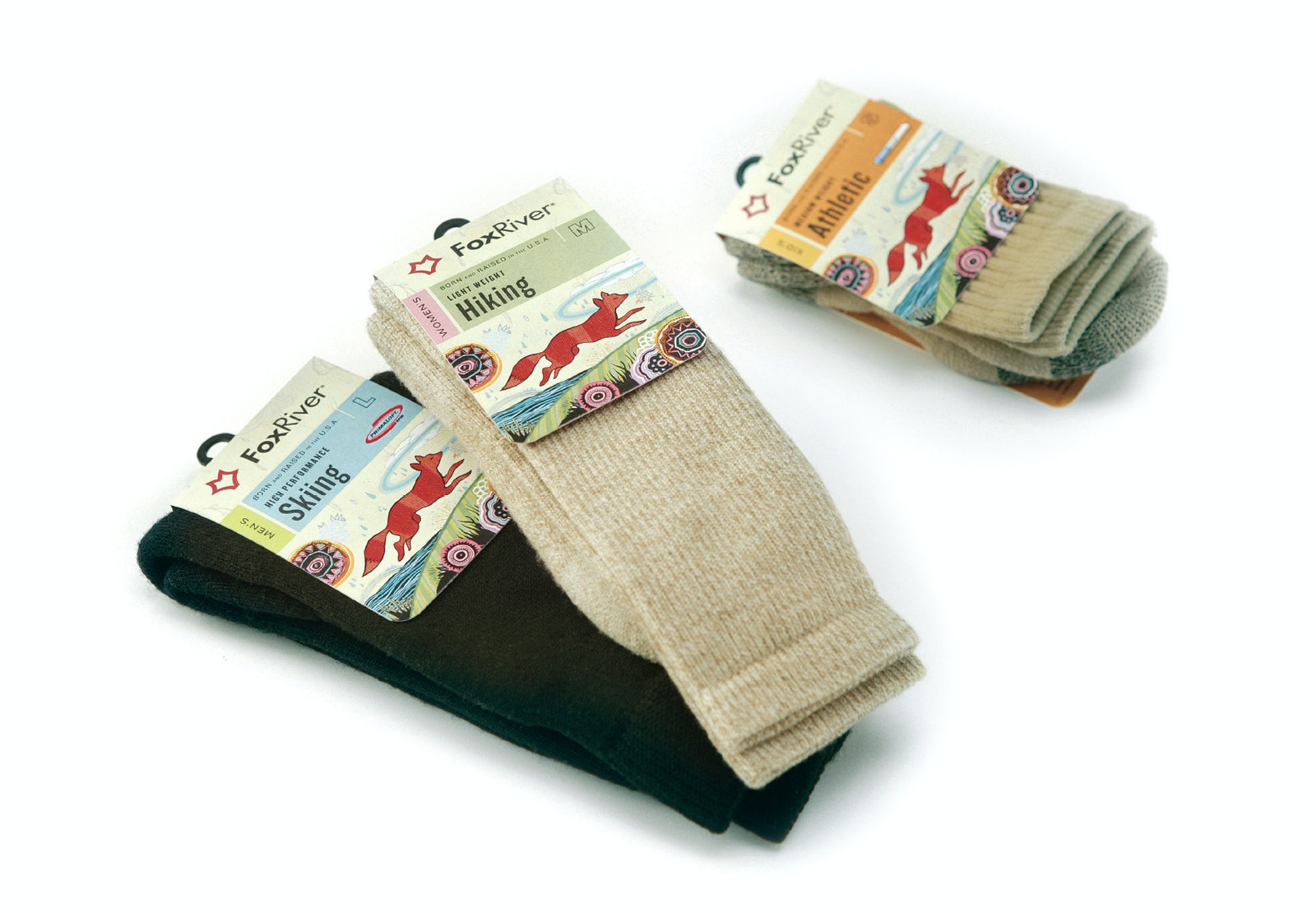 Fox River Socks System A