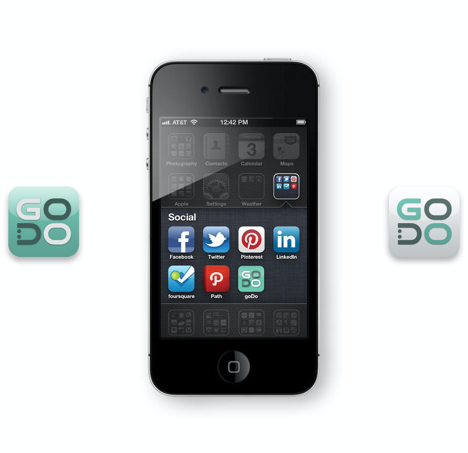Godo app Icon