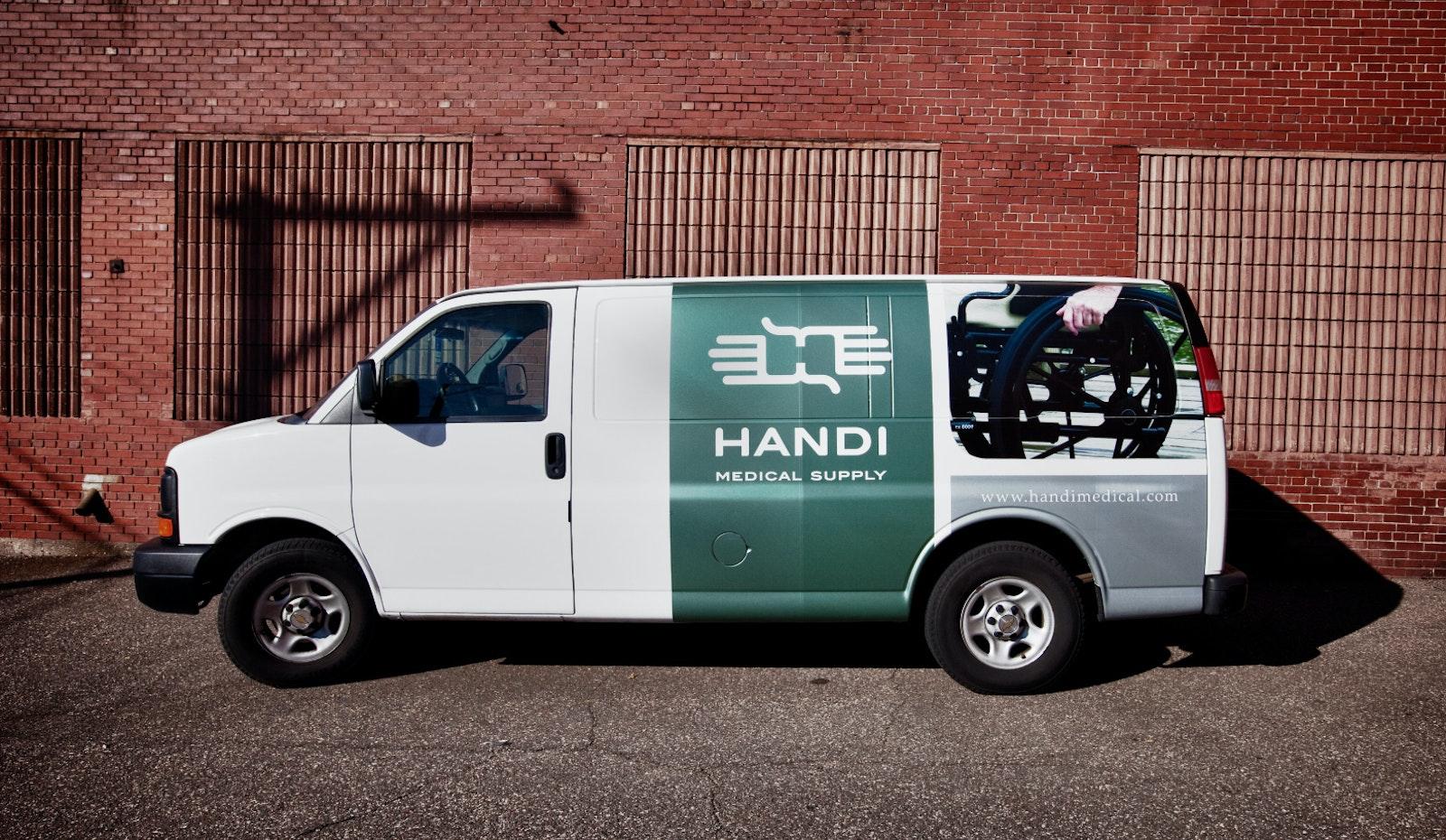 Handi Medical Car