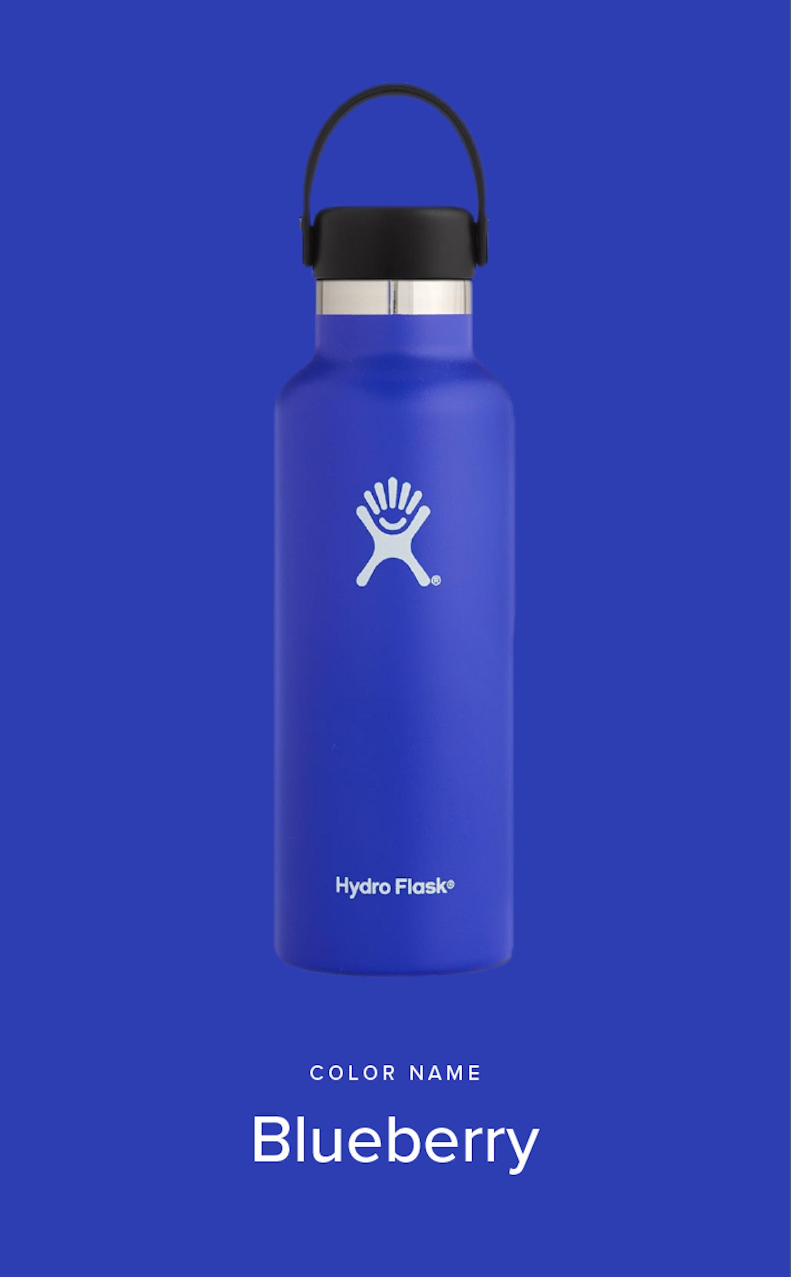 Hidro Flask Blue Berry