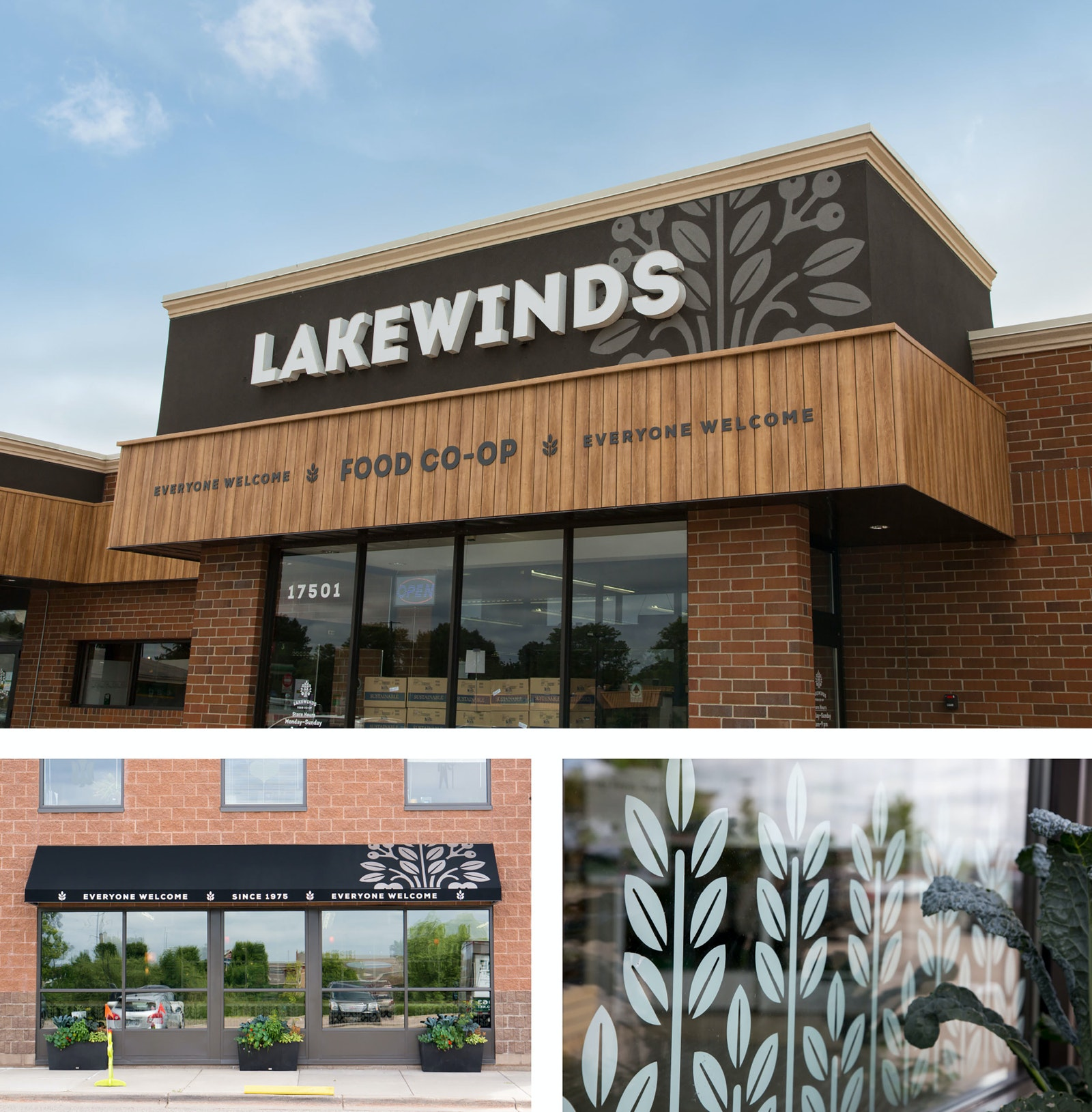 Lakewinds Sign B