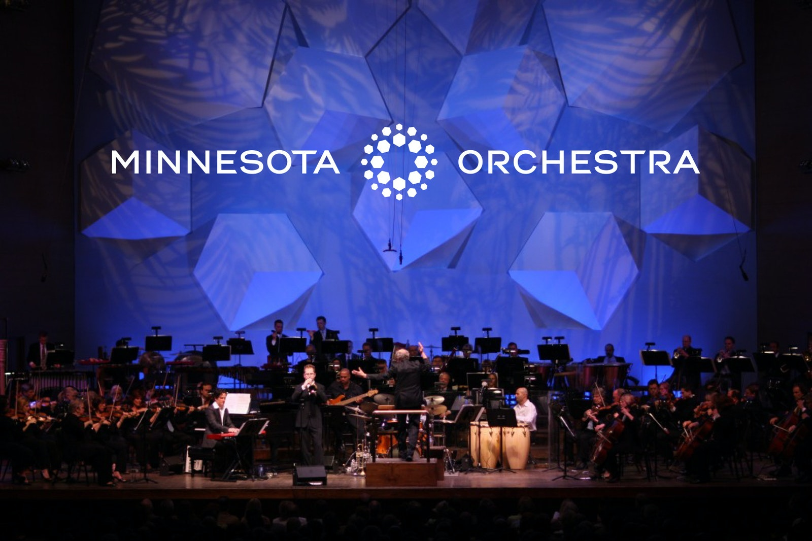Mn Orchestra stage