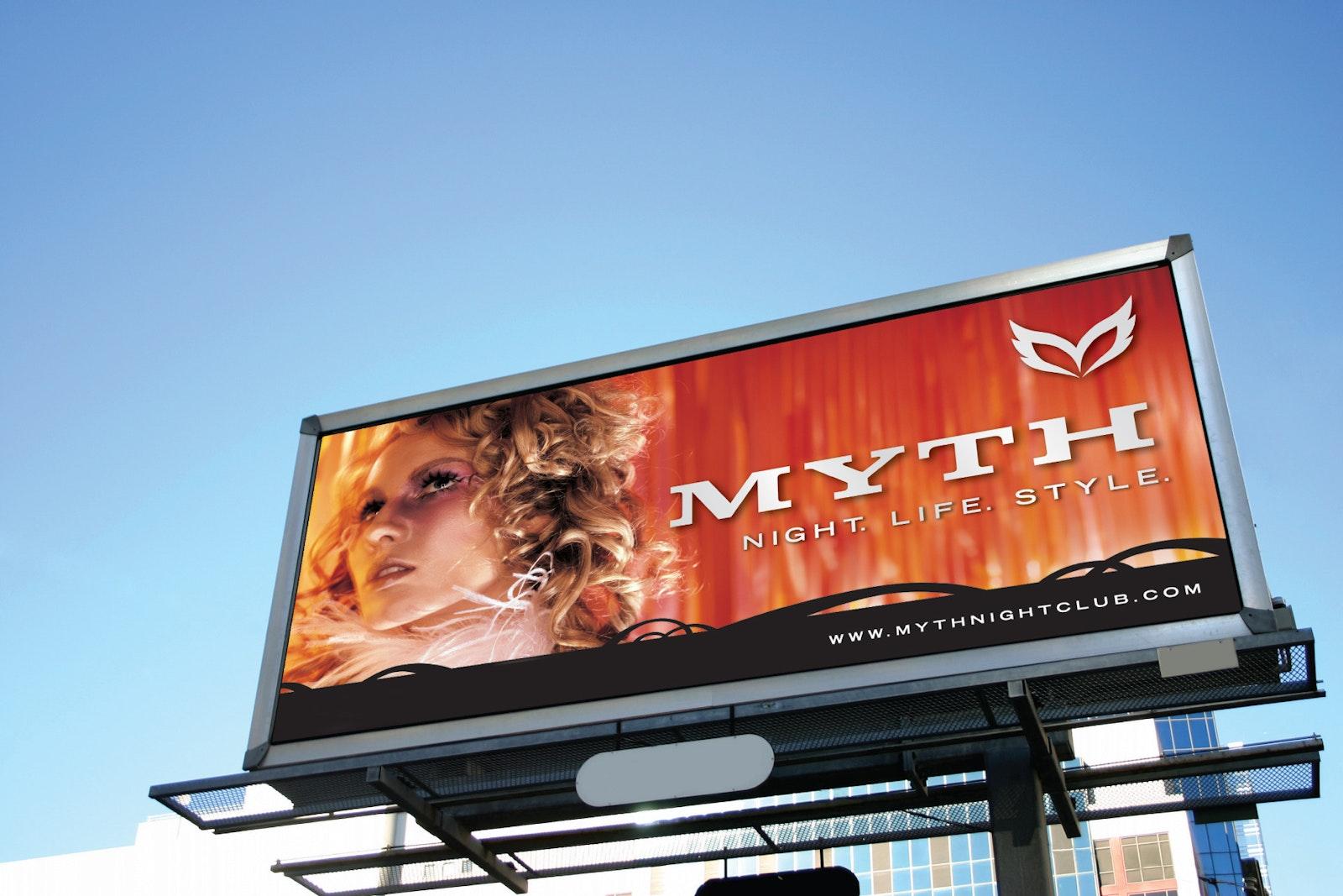 Myth Bilboard