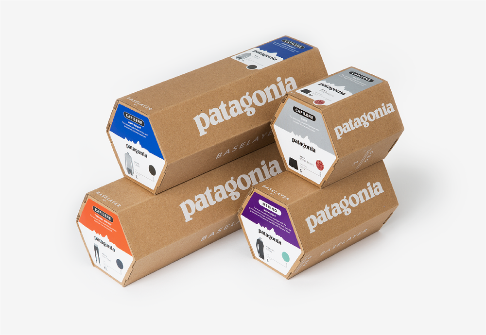 Patagonia Packaging