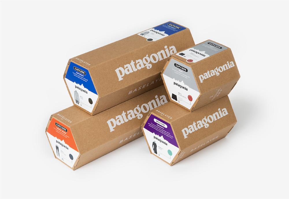 Patagonia Packaging