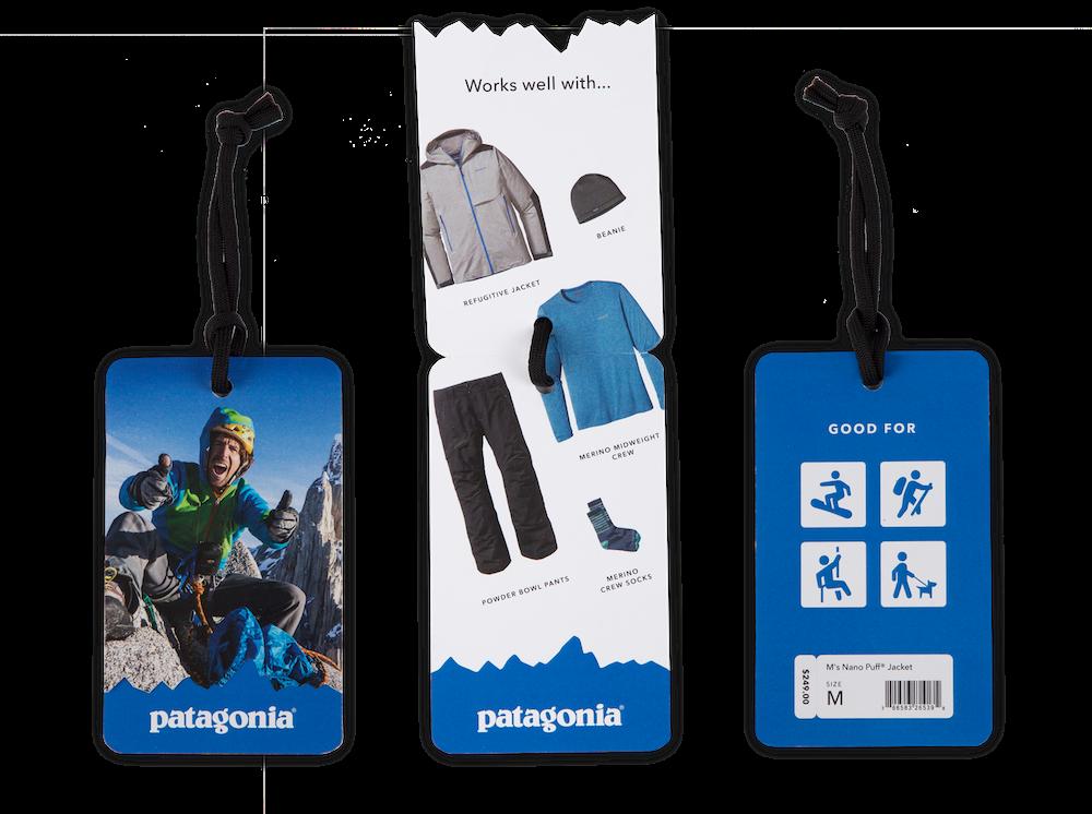 Patagonia Tags D