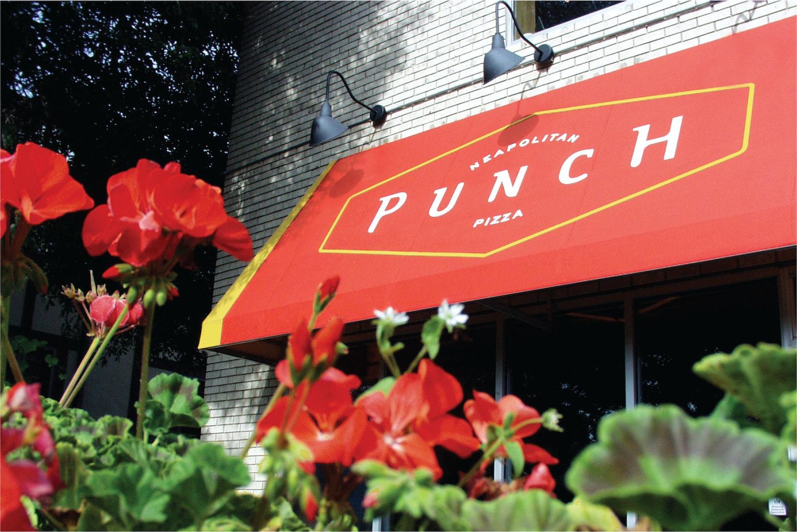 Punch Signage
