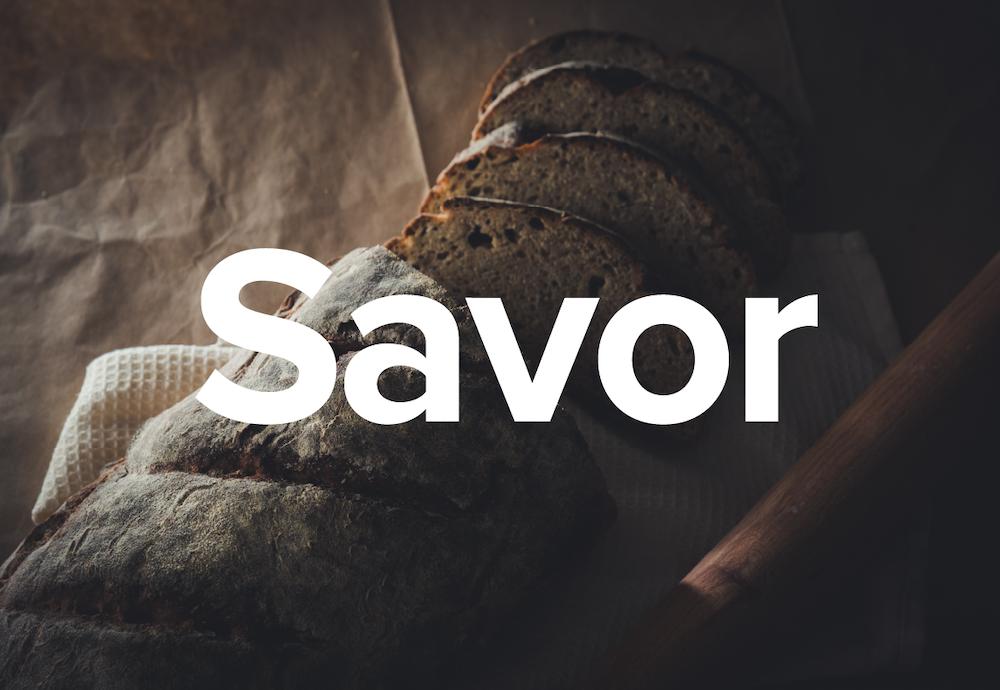 Savor Name
