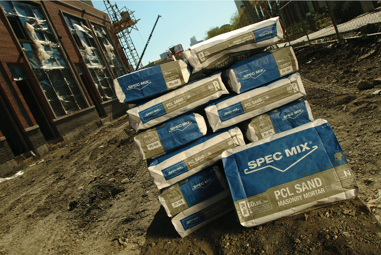Specmix bags pcl Bags