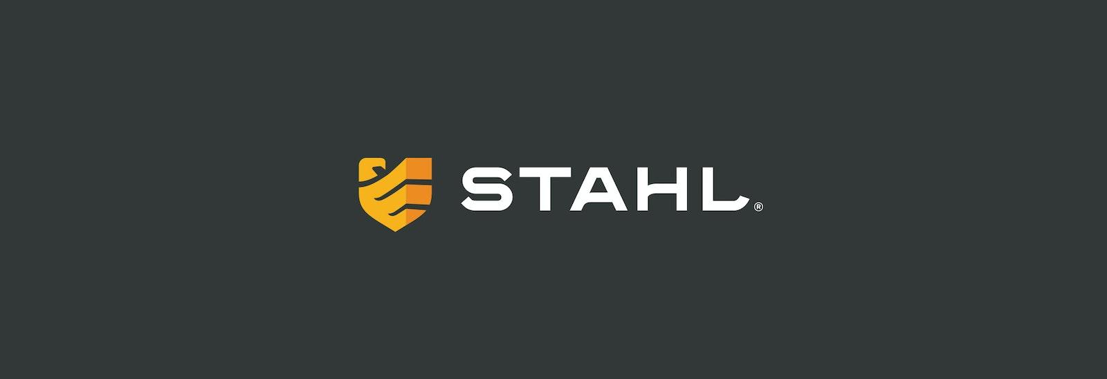 Stahl Logo Bar