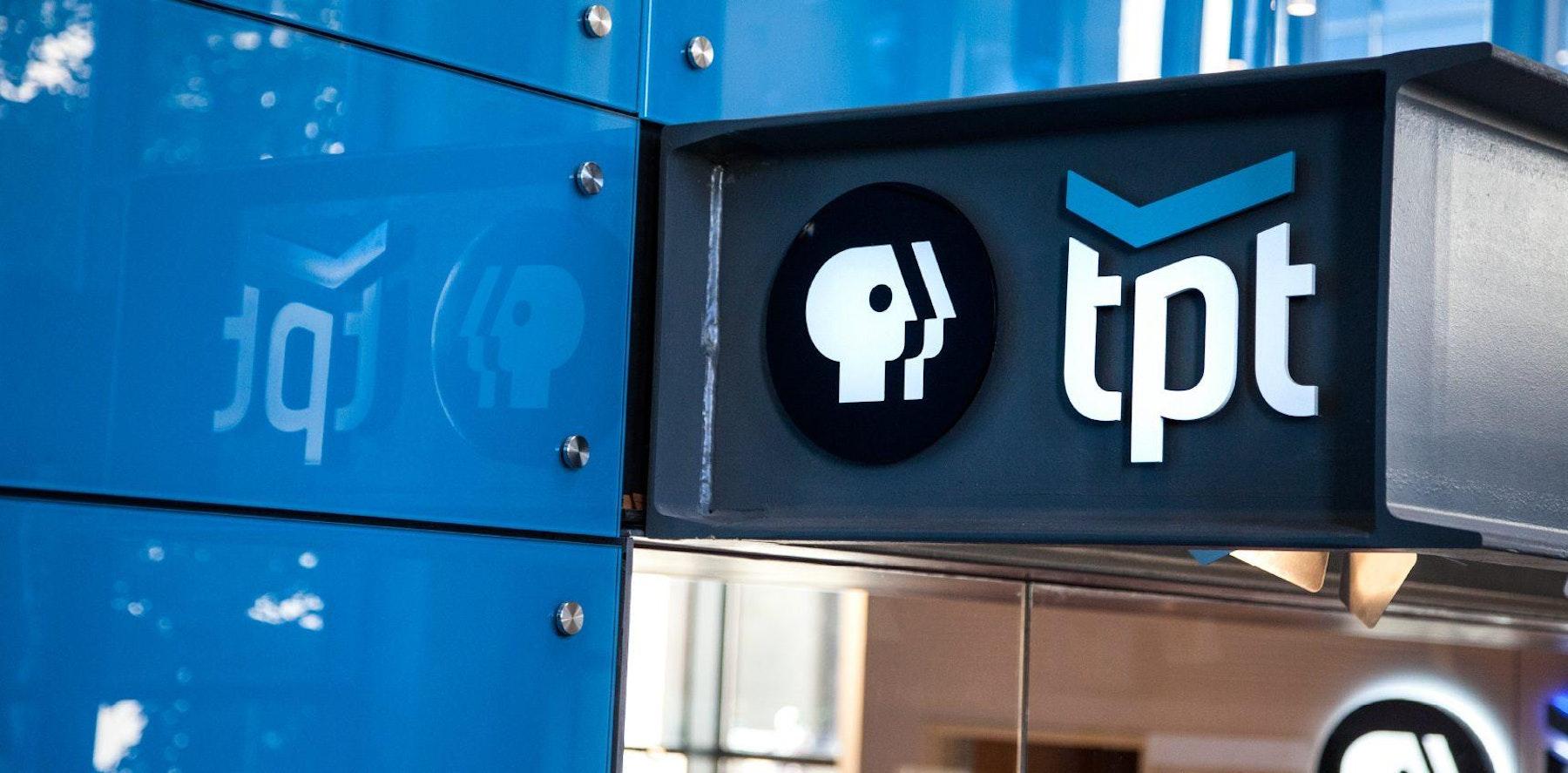 TPT Signage A