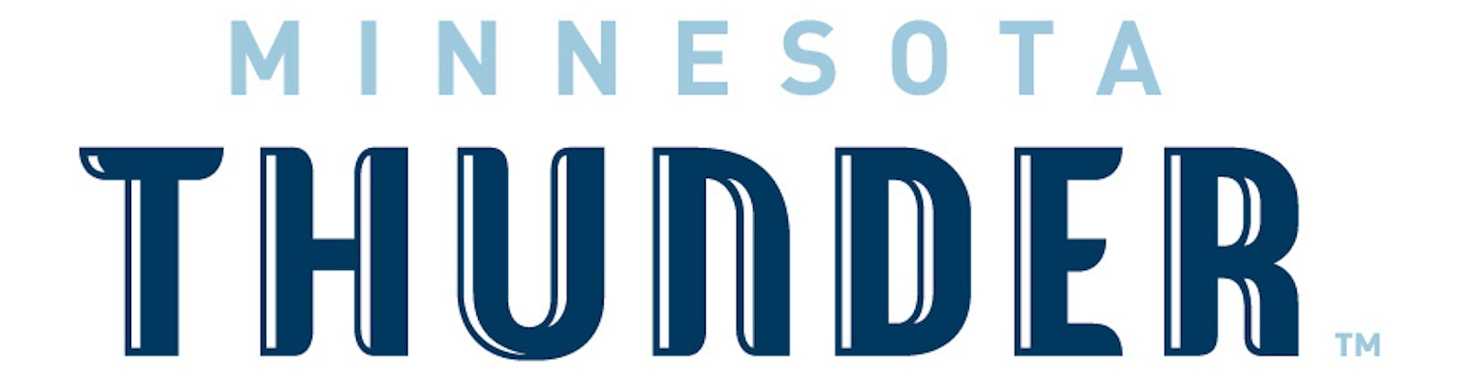 Thunder logo wordmark