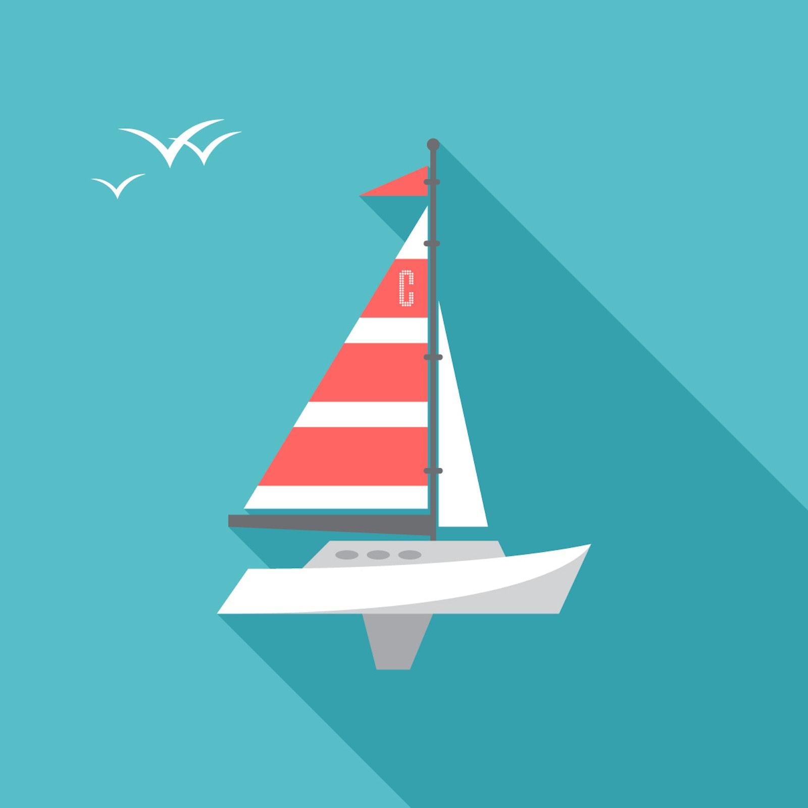 CAP Summer Design Intern Sailboat 1